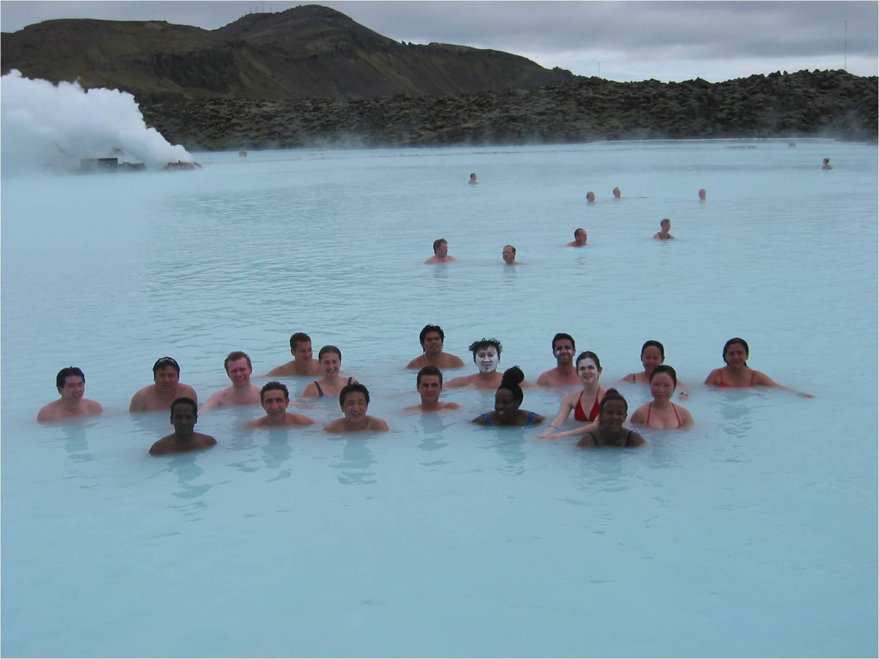 Blue-Lagoon, Iceland