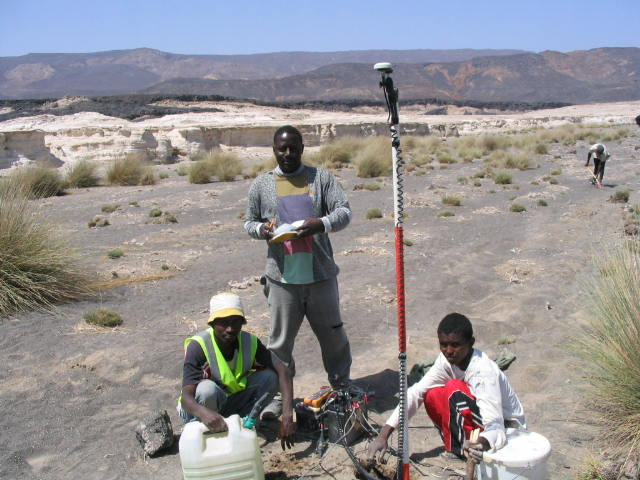 MT Survey, Djibouti