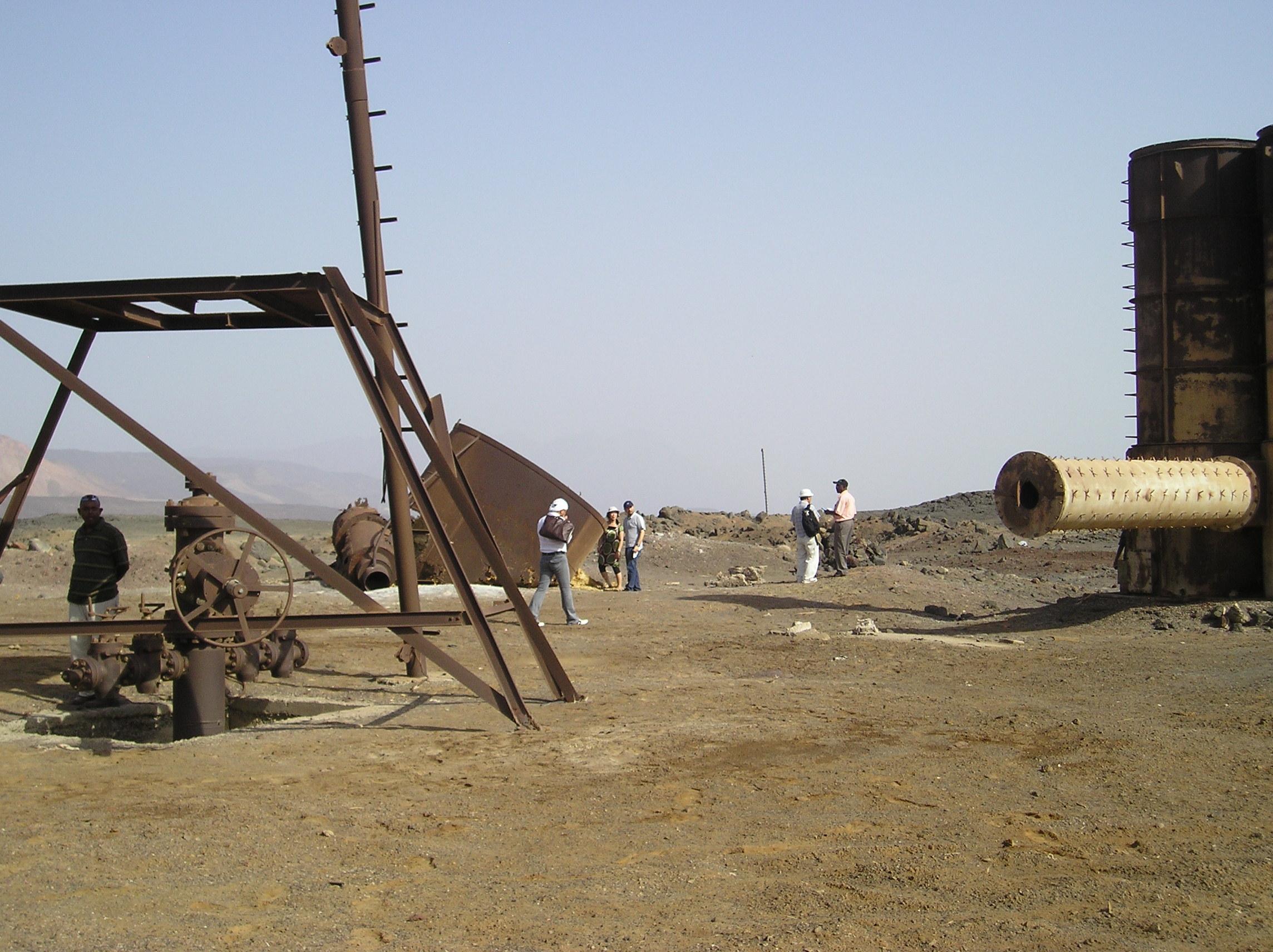 Assal, Djibouti
