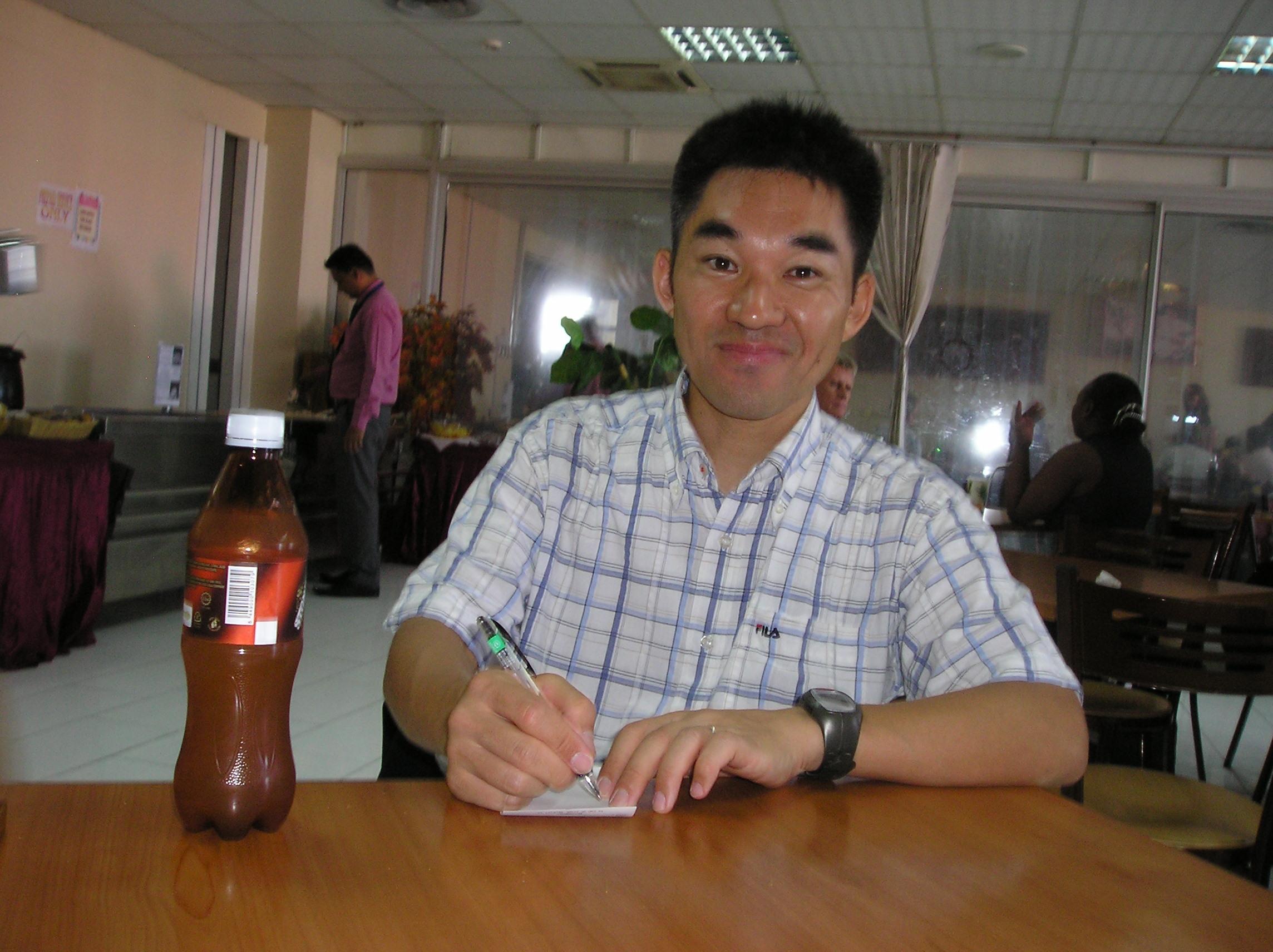 Uchiyama of WestJec
