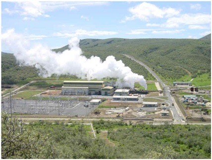 Olkaria II Power Plant