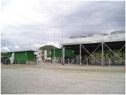 Oserian306 Power Plant