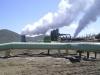 Olkaria IV steam separator station