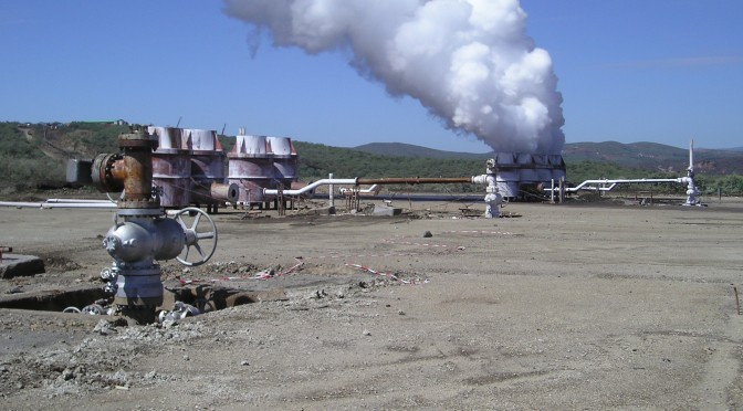 The Largest well at Olkaria Geothermal Field