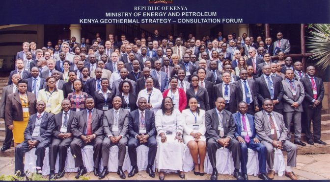 8th ARGeo geothermal conference – C8 in nairobi